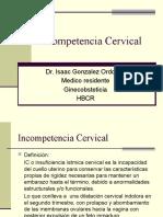 Incompetencia Cervical Gonzalez