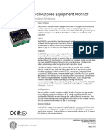 1900 65a General Purpose Equipment Monitor Data Sheet