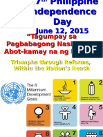 independence day 2015 - activity