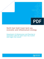 North East Gold Coast Land Use, Economic & Infrastructure Strategy 2009