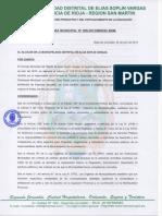 Ordenanza Municipal n 008-2015reordenamiento Vehiculos Pesados