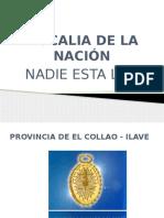 Fiscalia de La Nación