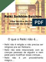 Reiki Seikhim Seichim