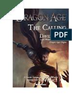 Dragon Age La Llamada