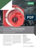 MSA UV - IR Flame Detector.pdf