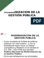 Pf 4 Modernizacion de La Gestión Pública