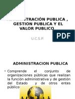 Pf 3 Administración Publica Gestion Publica y El Valor