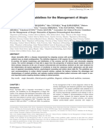 Guía Dermatitis Atópica 2016
