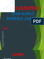 Paises Europeos Barriga
