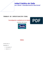 Investigacion Industrialactea