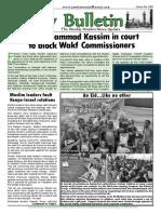 Friday Bulletin 689