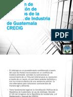 Comisión de Resolución de Conflictos de La Cámara de Industria