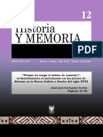 Porque no tengo el ánimo de casarme - el desistimiento al matrimonio en los juicios de disenso en la Nueva Galicia a finales del siglo XVIII.pdf