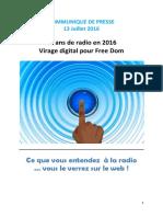 DP Freedom Sur Le Web 14 Juillet 2016