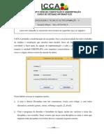 Java Array de Objectos e Form Jframe