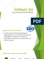 Normas Iso Ppt