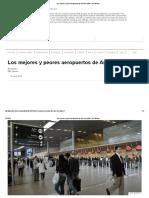 Los Mejores y Peores Aeropuertos de América Latina - BBC Mundo