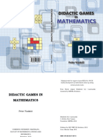 Didactic Games