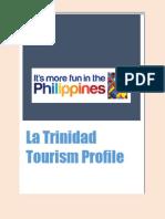 La Trinidad Tourism Profile
