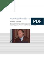 Arquitectura Sostenible Con Acero Inoxidable