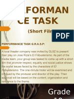 performance task term 2