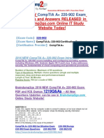 [2016 July Latest]CompTIA A+ 220-902 Dumps PDF 1219q Offer 61-80