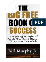 The Big Free Book of Success