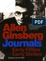 Ginsberg, Allen - Journals (Grove, 1977)