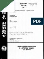 Fireflood Manual by DOE.pdf