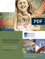 RDN Rainwater Harvesting Guidebook Oct 2012