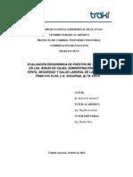 Informe de Pasantia. Final