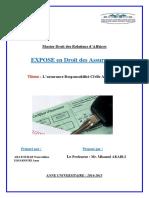 L'Assurance Responsabilité Civile Automobile