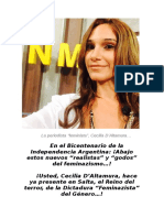 En el Bicentenario de la Independencia Argentina