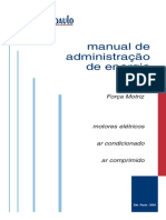 Manual Adm. de Energia - Eletropaulo