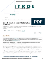 Experts weigh in on distillation plant measurement problems.pdf