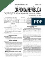 Dec.exec. Nº 258-15_Codigo de Conduta Dos Funcionarios e Agentes Do Ministerio Do Justiça