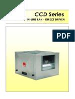 Fan merk Kruger model CCD