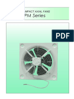 Fan merk Kruger model APM