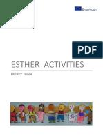 esther activities ebook