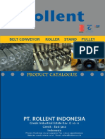 Catalogue Rollent Roller