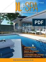 Pool + Spa - June 2016