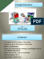 6 Tecnología Educativa