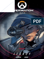 Overwatch Comic (Ana)