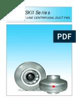 Fan merk Kruger model APM | Mechanical Fan | Electrical Engineering