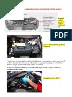 Sostituzione Filtro Gasolio Sportage 1.7 CRDI