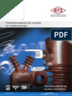 Transformadores de Medida en Media Tension