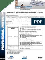 Licence Gl Bd