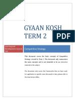 CSTR Gyan Kosh