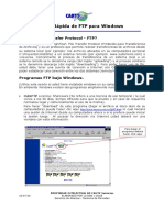 Guia Rapida FTP Cantv