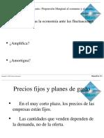 Multiplicadores del gasto. Propensión Marginal al consumo y al ahorro Y politica Fiscal.ppt